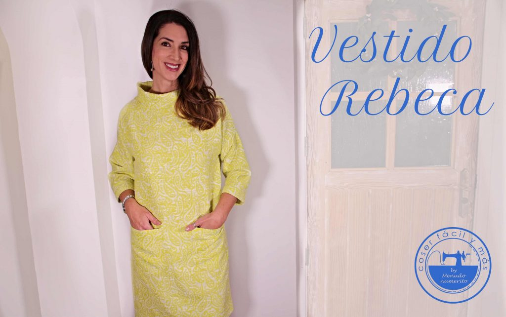 vestido rebeca coser facil menudo numerito