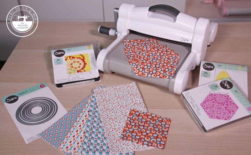 sizzix bolso patchwork coser facil y mas menudo numerito