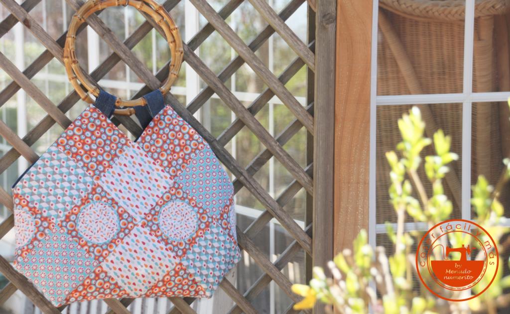 bolso patchwork sizzix coser facil y mas menudo numerito