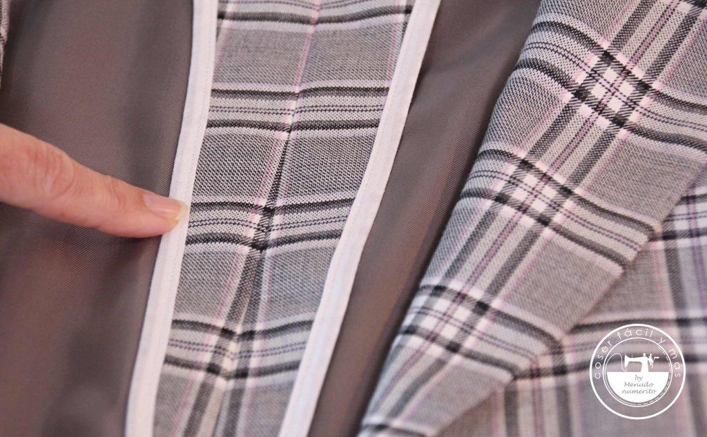 margenes de costura coser facil y mas menudo numerito