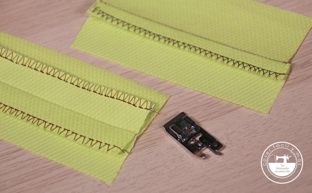rematar márgenes de costura sobrehilar coser facil y mas menudo numerito