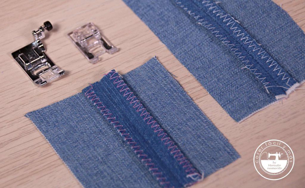 rematar márgenes de costura coser facil y mas menudo numerito