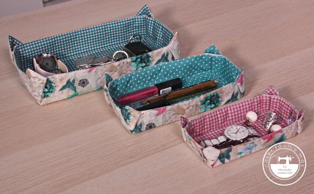 vaciabolsillos coser facil y mas menudo numerito