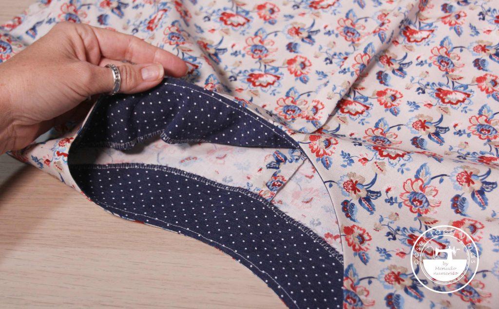 vistas de escote coser facil y mas menudo numerito
