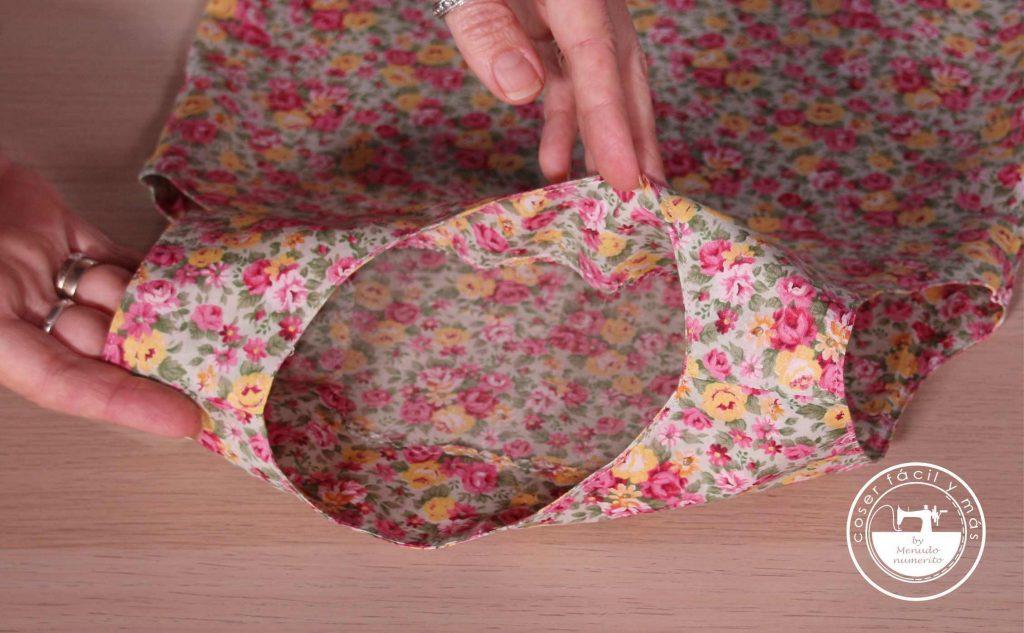 vistas de una pieza sisas escote coser facil blogs de costura