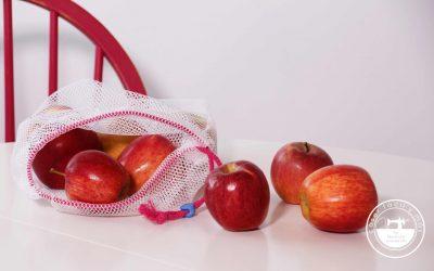 Bolsas ecológicas para frutas y verduras
