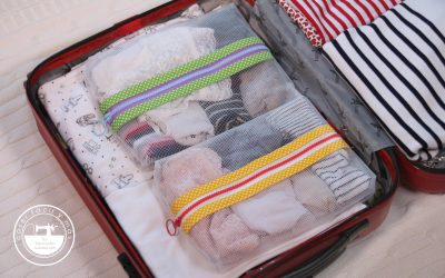 Bolsas de viaje para ropa interior