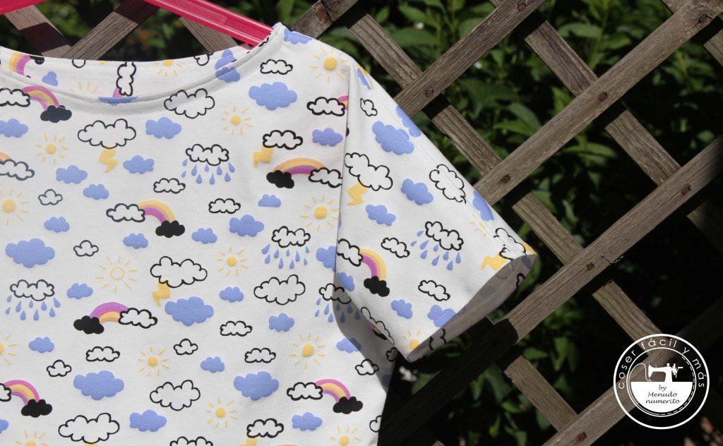 coser camisetas sin remalladora tutorial gratis blogs de costura coser facil menudo numerito