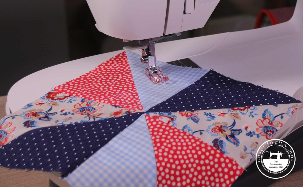 molinilolo de patchwork coser facil menudo numerito