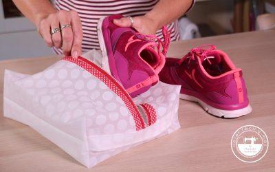 Ideas de viaje: Bolsas para zapatos