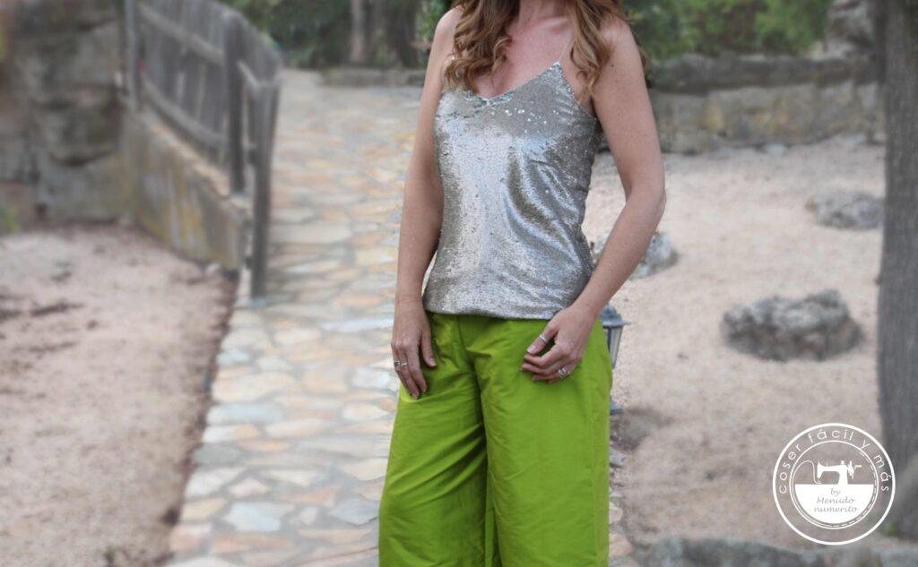 pantalones culotte coser facil menudo numerito