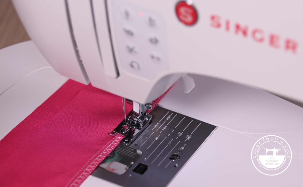 prenstelas sobrehilado coser facil menudo numerito singer
