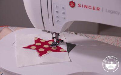 Puntadas básicas en costura