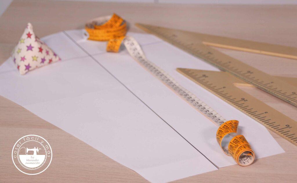 trazar mangas coser facil menudo numerito blogs de costura