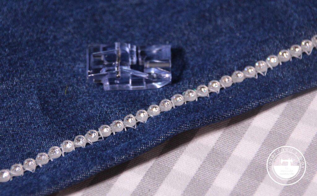 prensatelas para strass perlitas lentejuelas coser facil menudo numerito blogs de costura