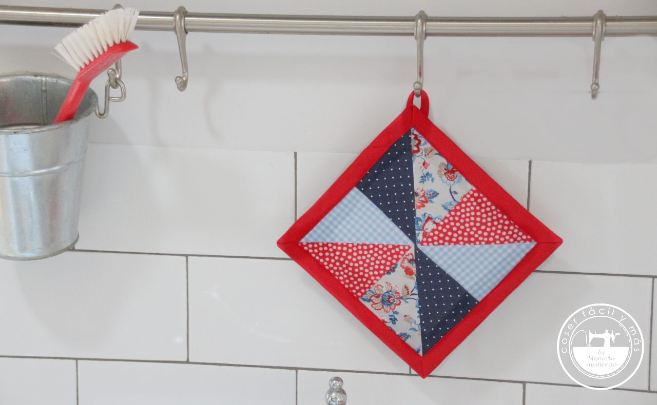 coser facil menudo numerito agarrador ollas