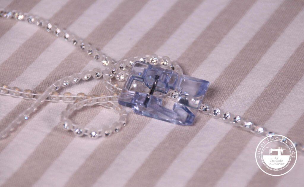 prensatelas perlitas o lentejuelas coser facil menudo numerito blogs de costura