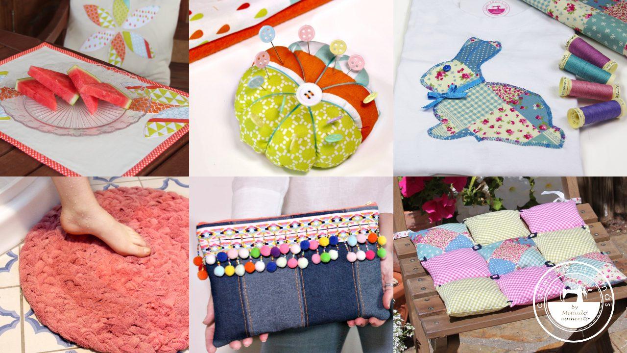 aprovechar retales reciclar coser facil menudo numerito blogs de costura