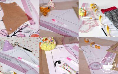 Trazar patrones y coser a medida