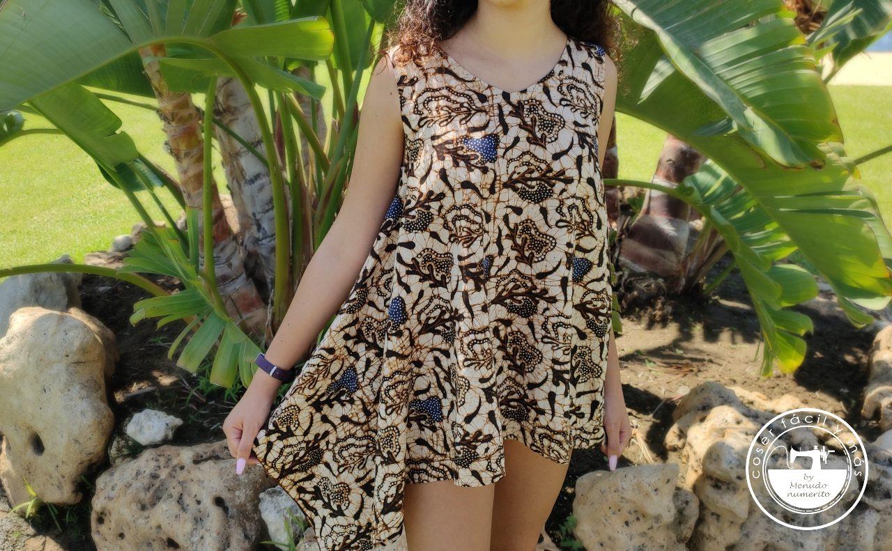 blusa asimétrica coser facil menudo numerito blogs de costura
