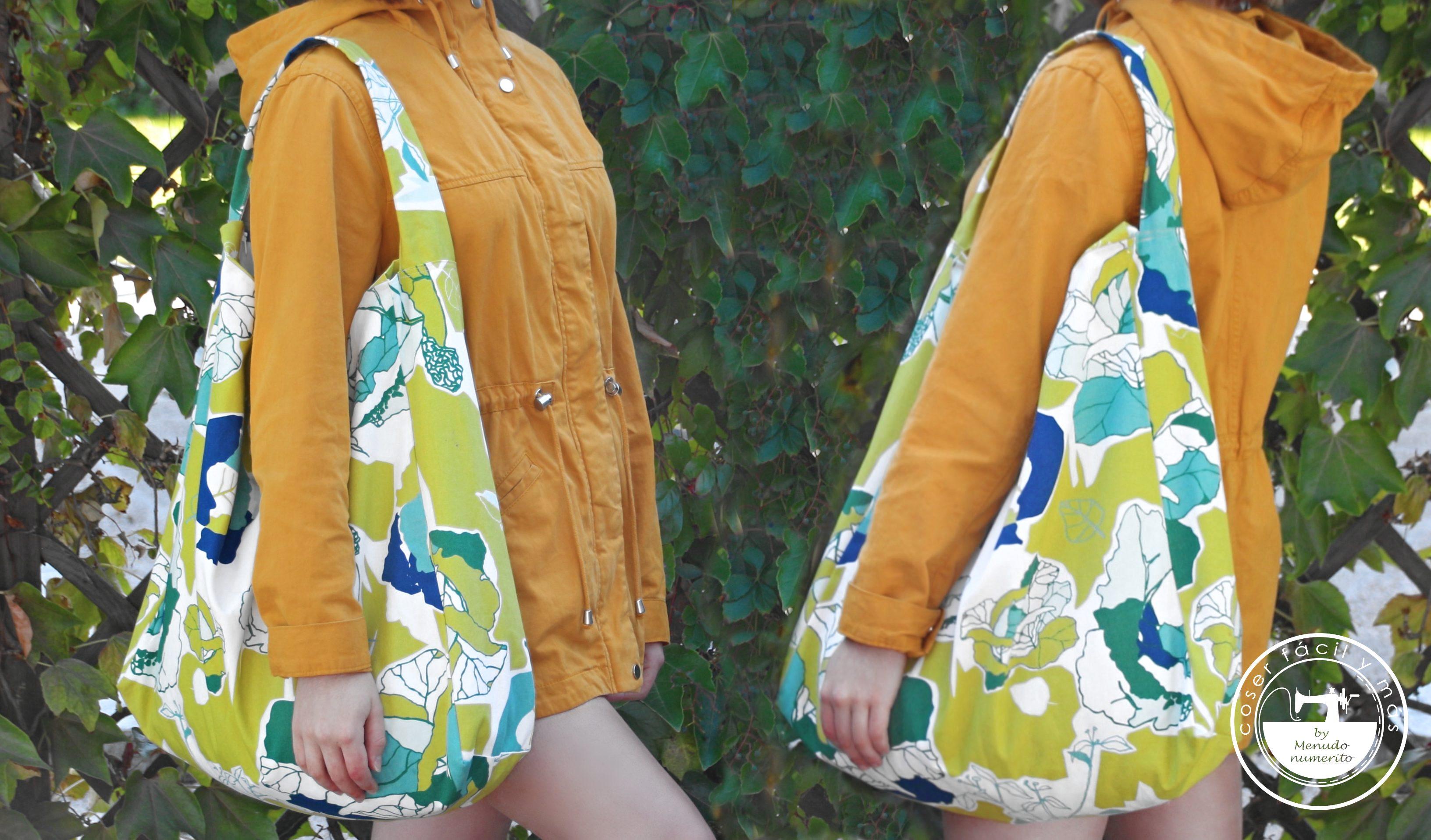 bolso de tela grande loneta coser facil blogs de costura