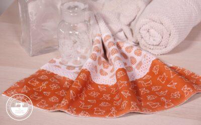 Ideas para decorar toallas, fácil y rápido