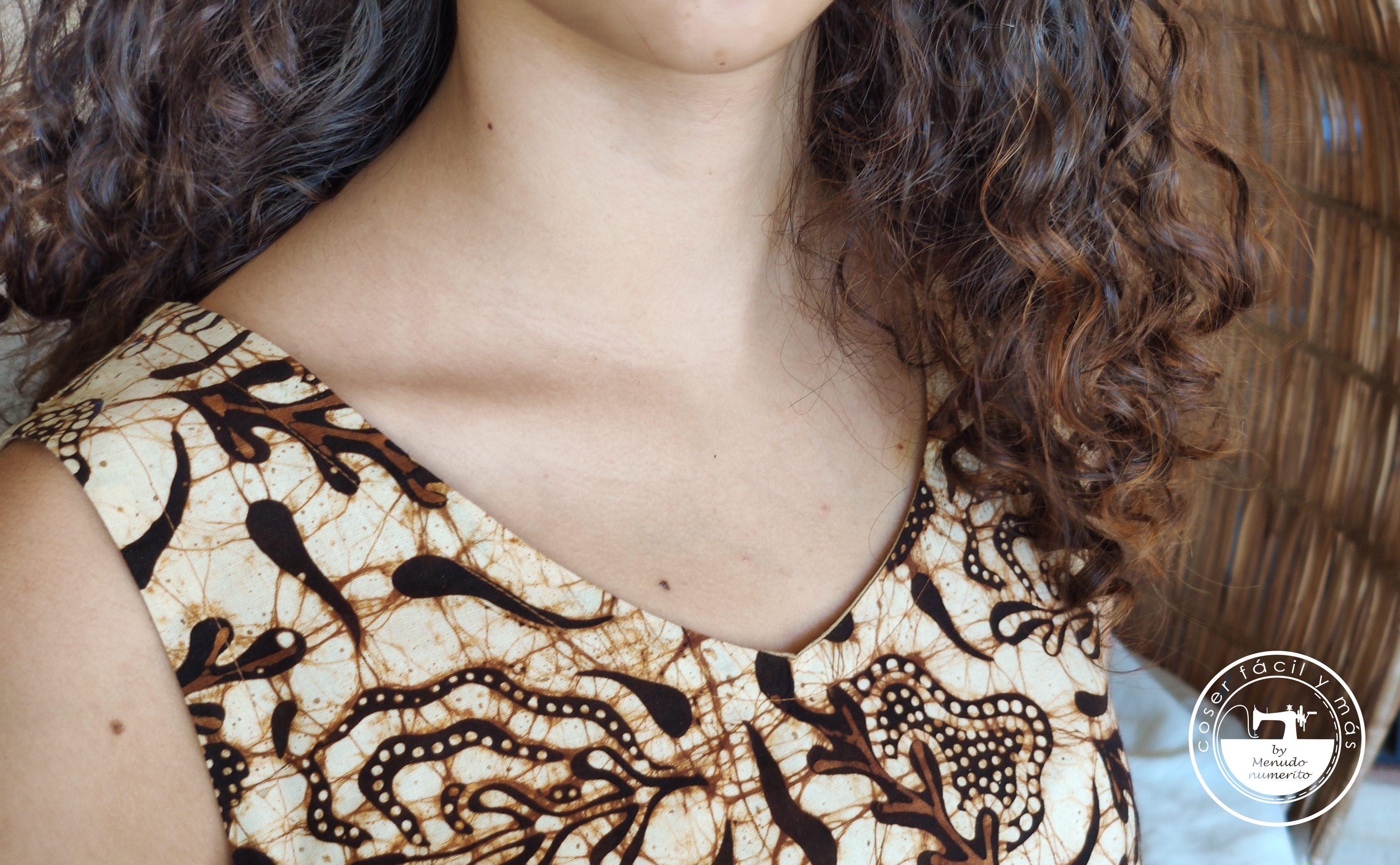 blusa asimétrica menudo numerito blogs de costura