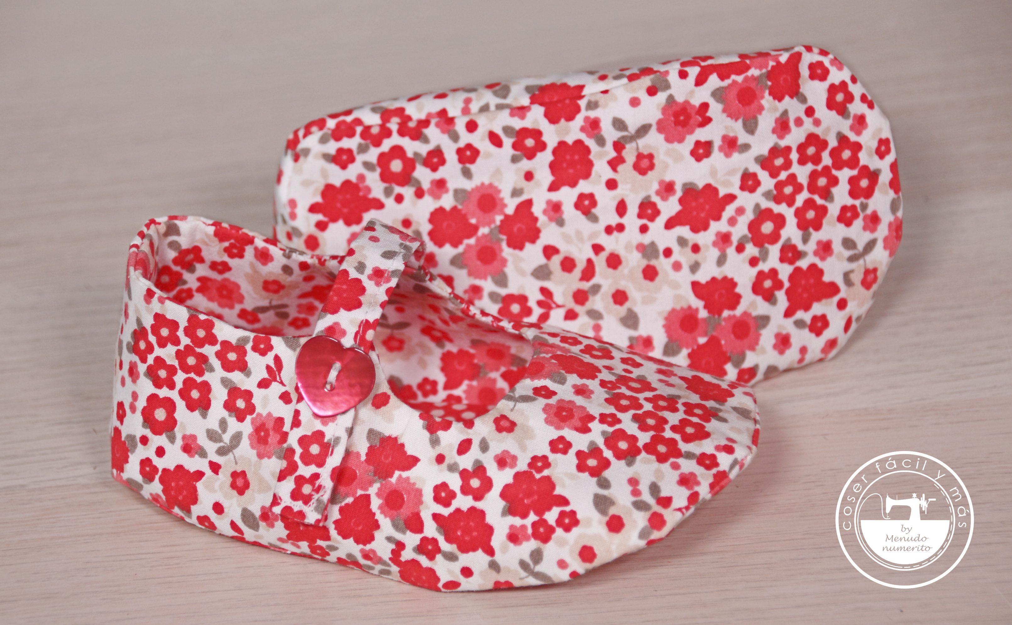 zapatos de tela para bebe coser facil blogs de costura menudo numerito