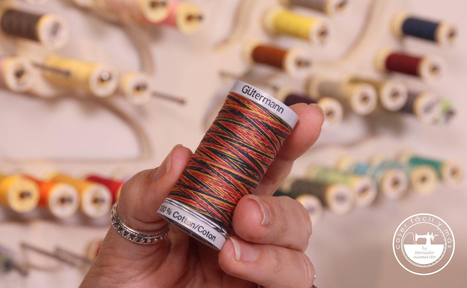 hilo bordar coser facil blogs de costura gutermann
