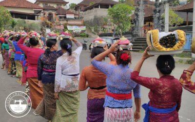 Ikat, una técnica milenaria que descubrí en Bali