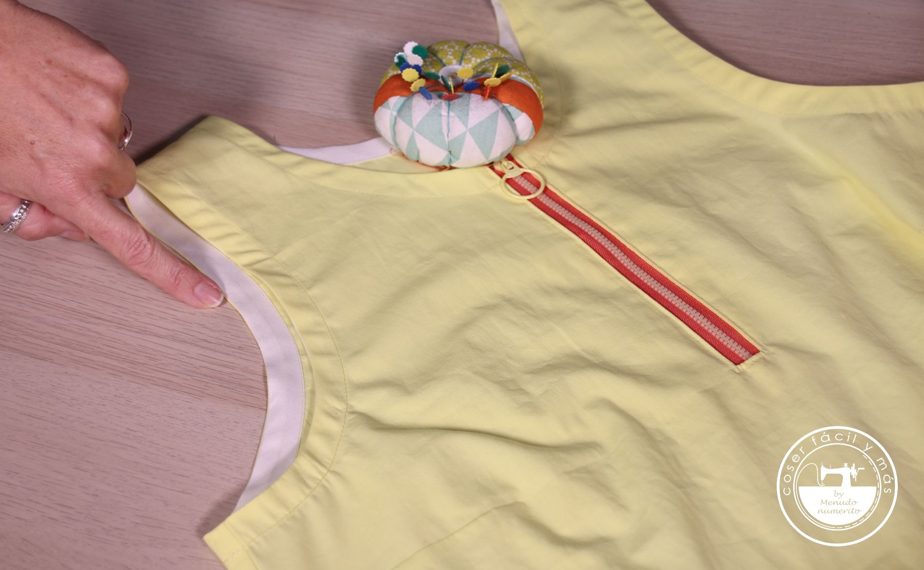 rematar sisas con bies sesgo pulir coser facil blogs de costura