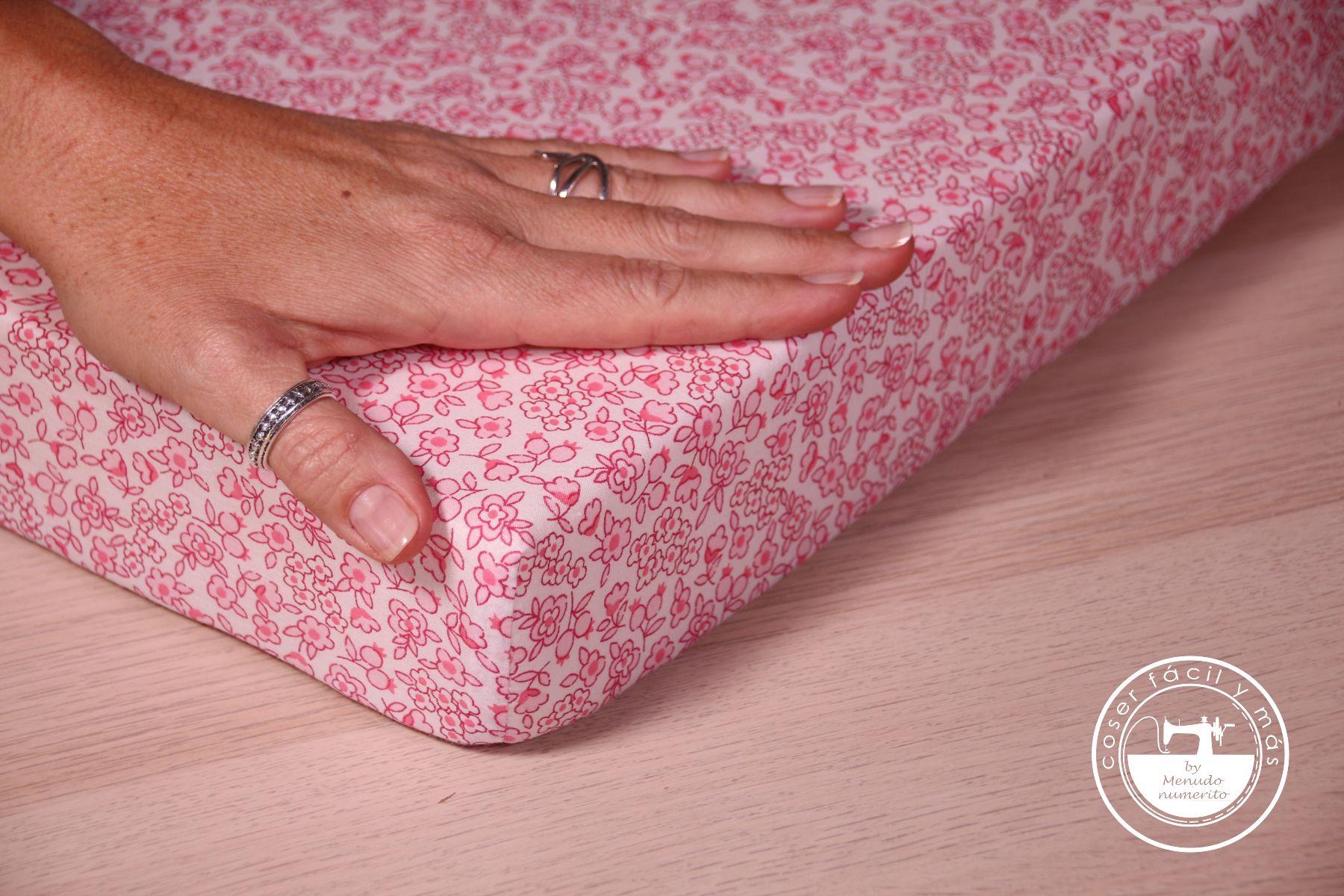 sabana ajustable coser facil menudo numerito blogs de costura