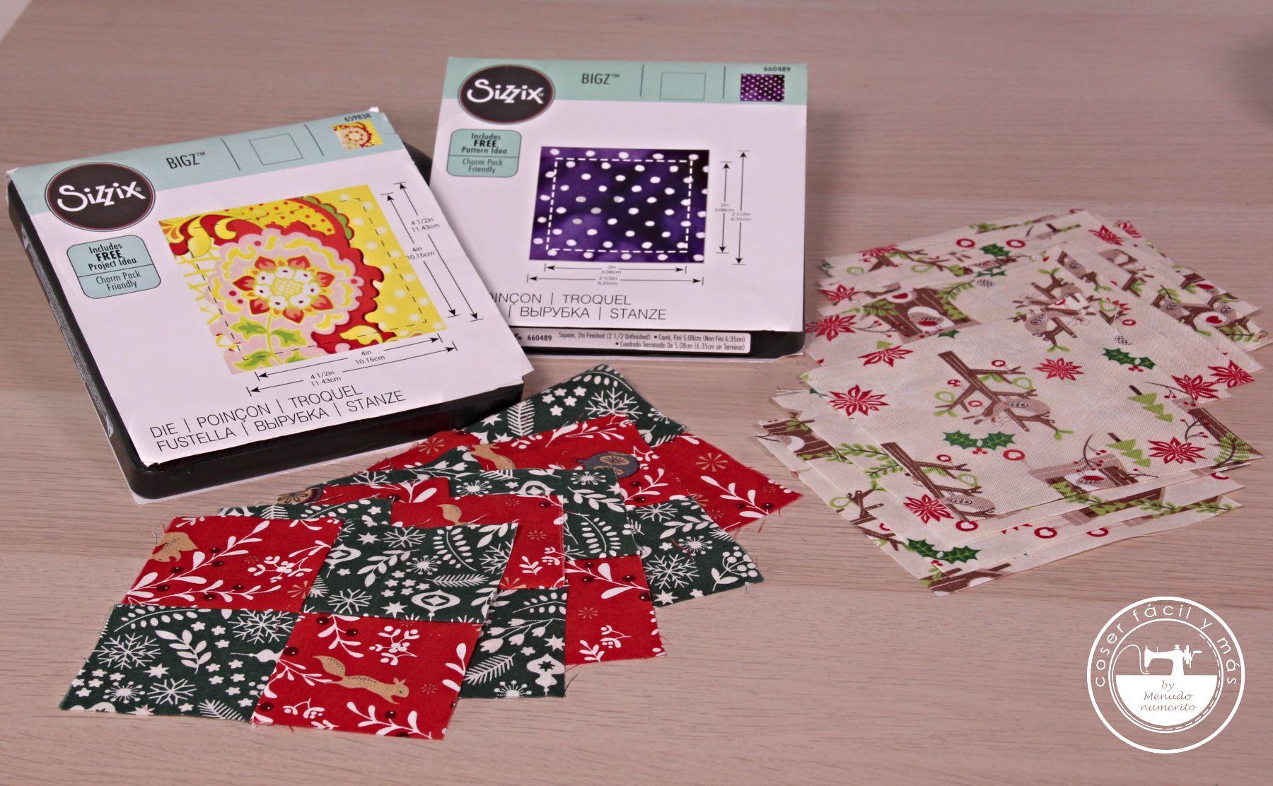 camino de mesa navidad coser facil blogs de costura