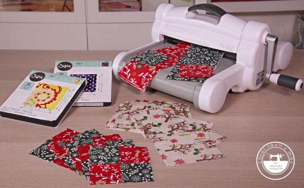 camino de mesa patchwork navidad coser facil blogs de costura
