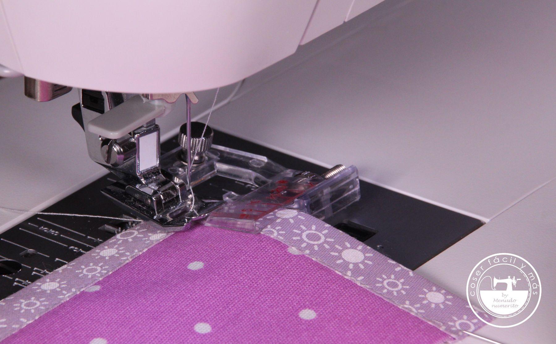 prensatelas para bies en esquinas coser facil blgos de costura