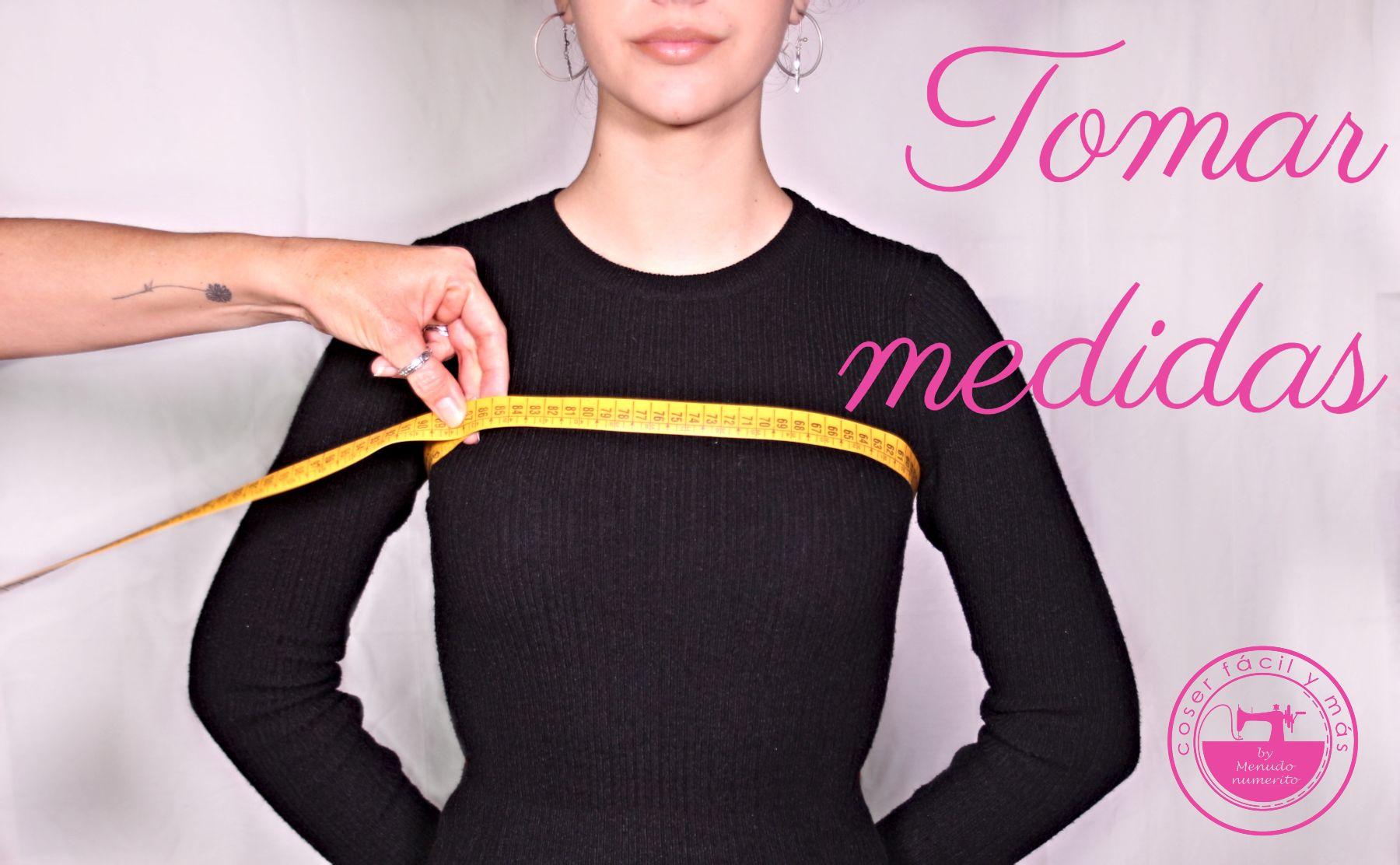 como tomer medidas coser facil blogs de costura