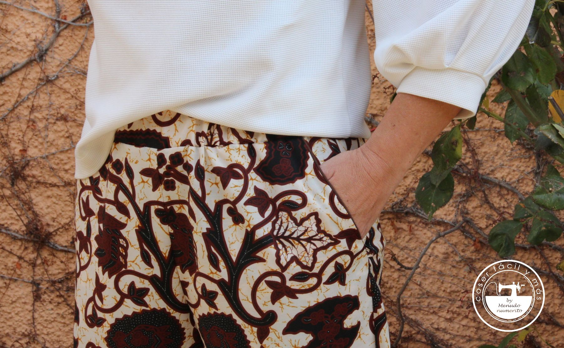 pantalon basico a medida coser facil blogs de costura tutorial