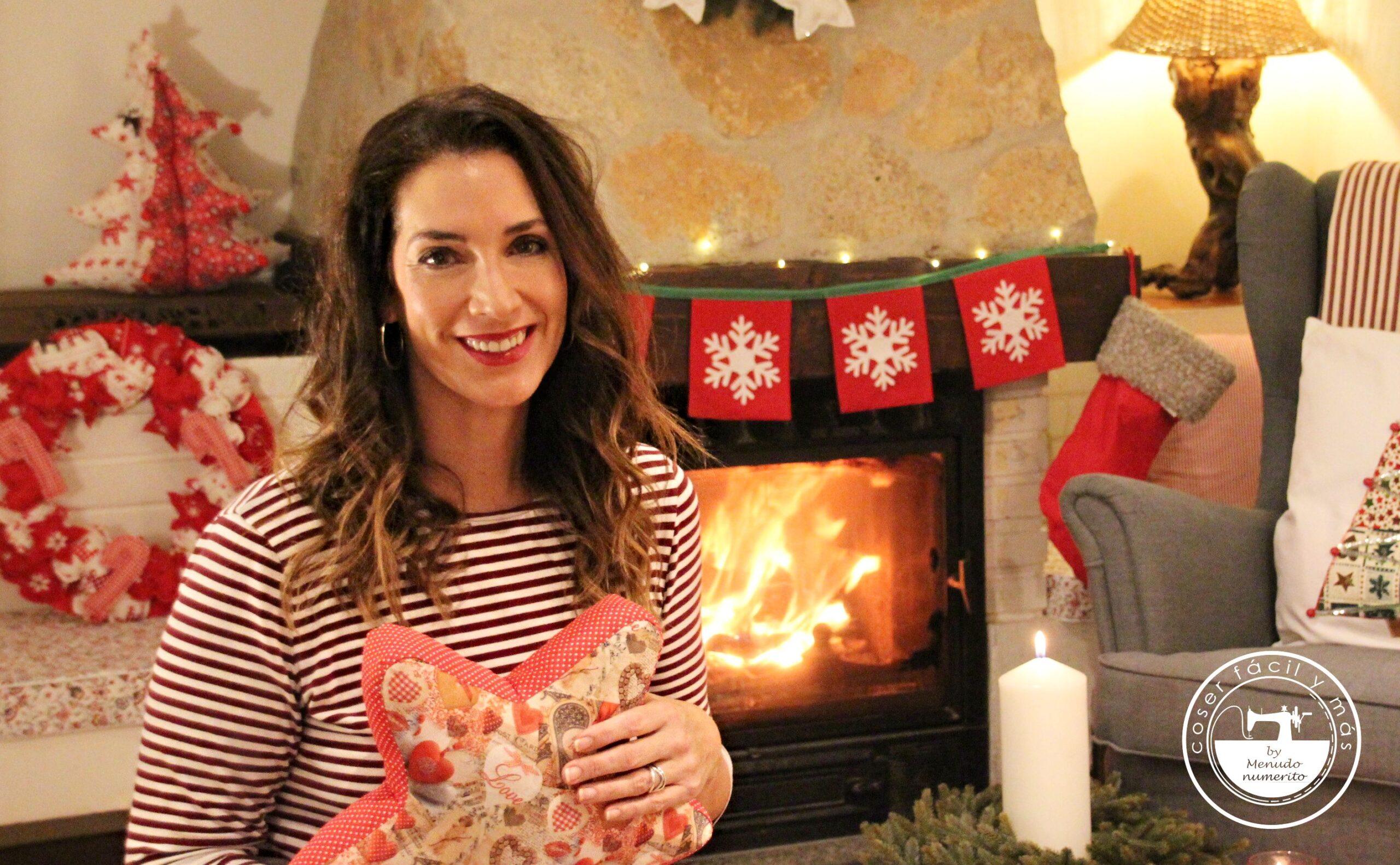 feliz navidad menudo numerito blogs de costura