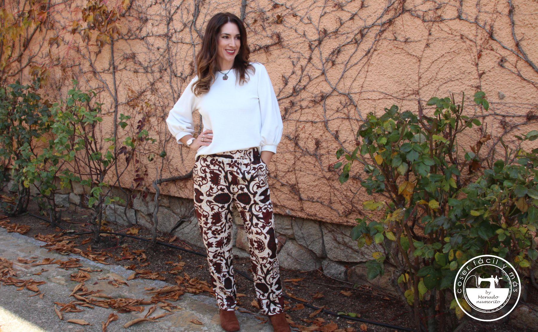 pantalon comodo a medida blogs de costura menudo numerito