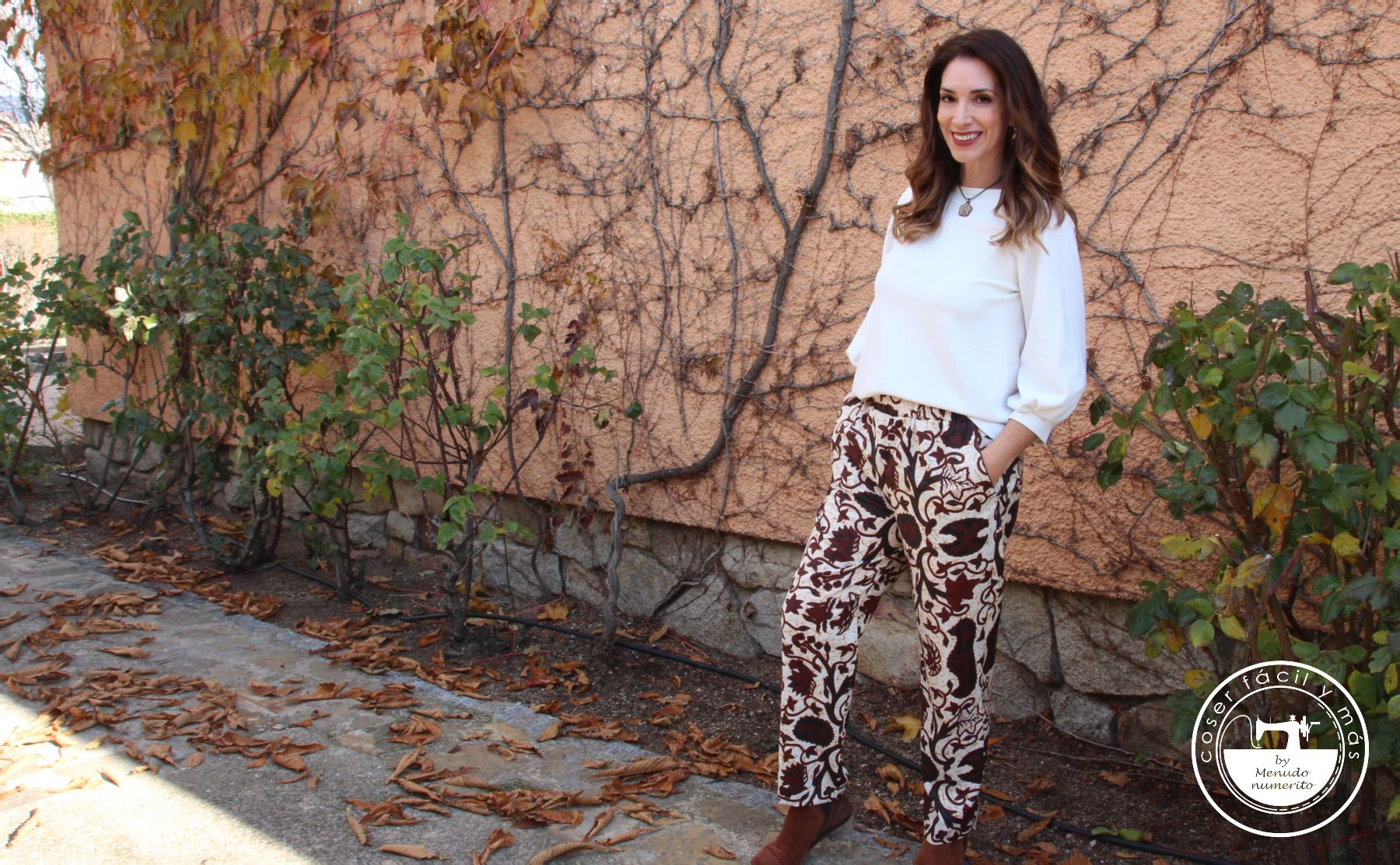 pantalon facil a medida menudo numerito blogs de costura tutorial