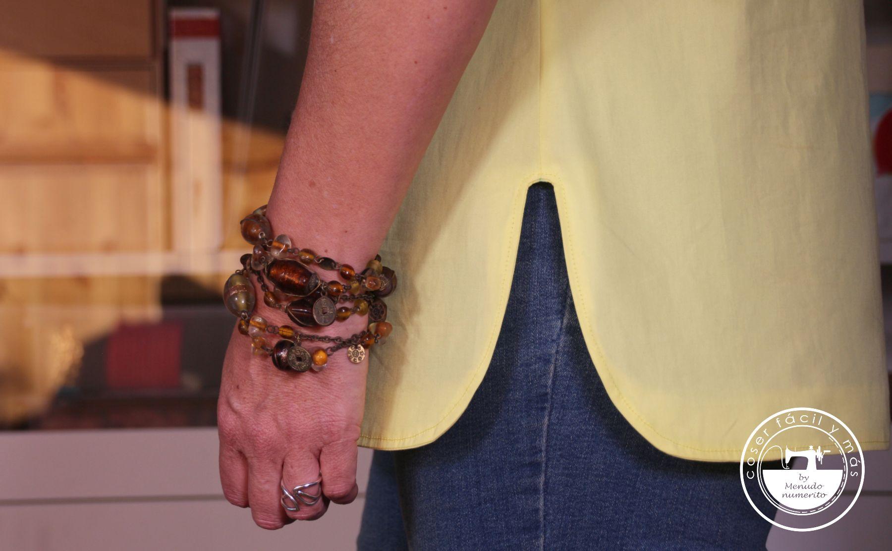 agrandar blusa aperturas laterales coser facil blogs de costura