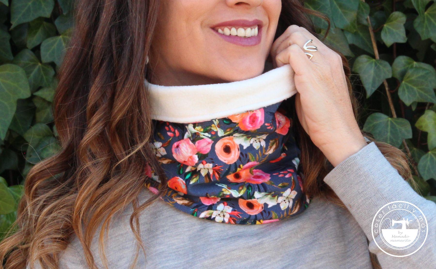 cuello coser facil menudo numerito tutorial