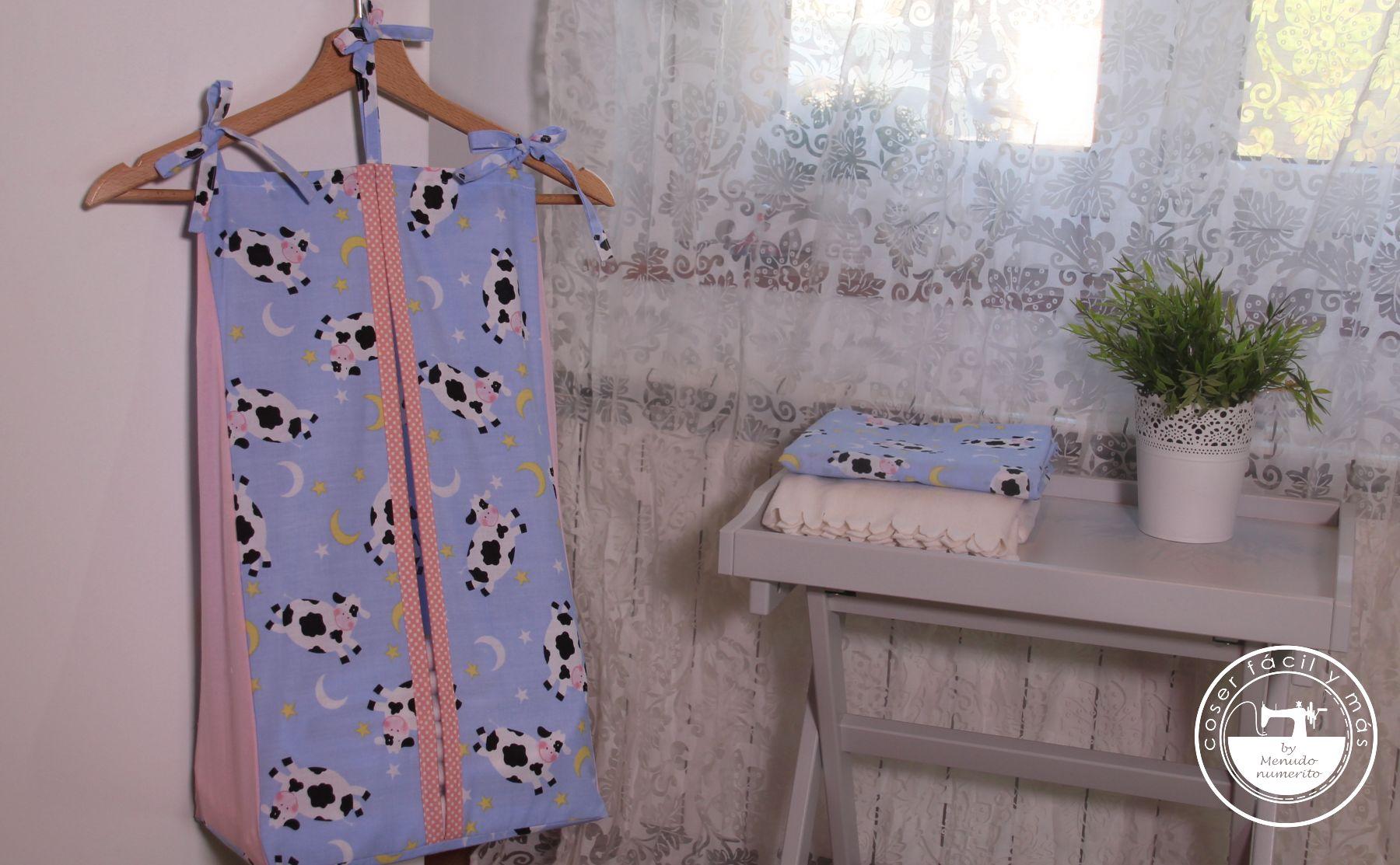 pañalera coser facil blogs de costura