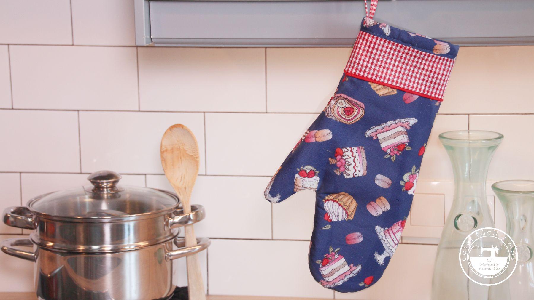 guantes manoplas de horno menudo numerito blogs de costura