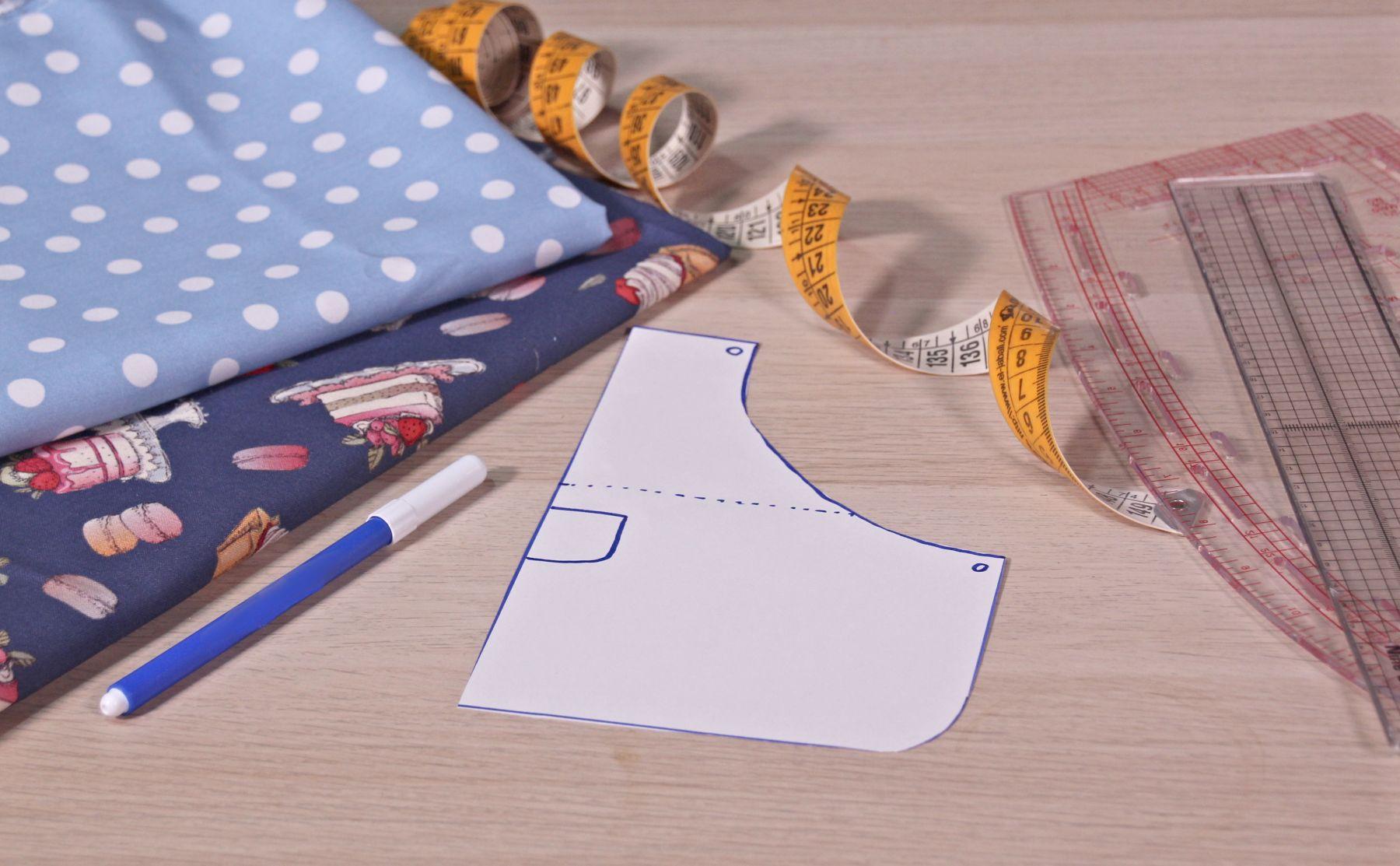 patron delantal cruzado reversible menudo numerito blogs de costura