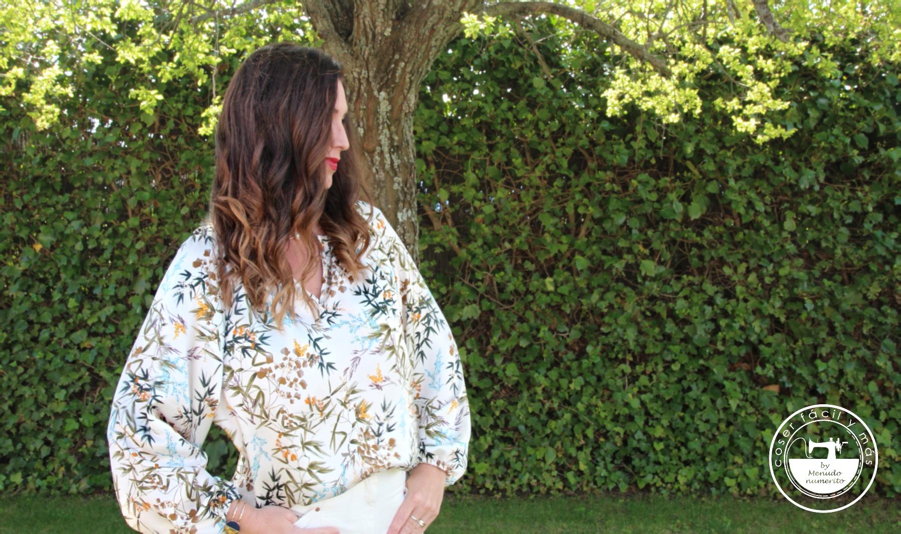 blusa siona manga raglan menudo numerito blog de costura