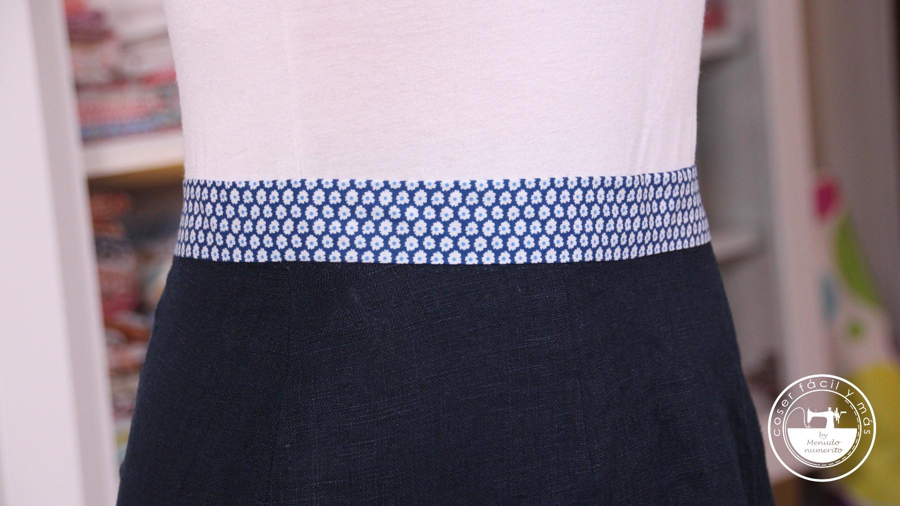 coser cinturilla pretina menudo numerito blogs de costura