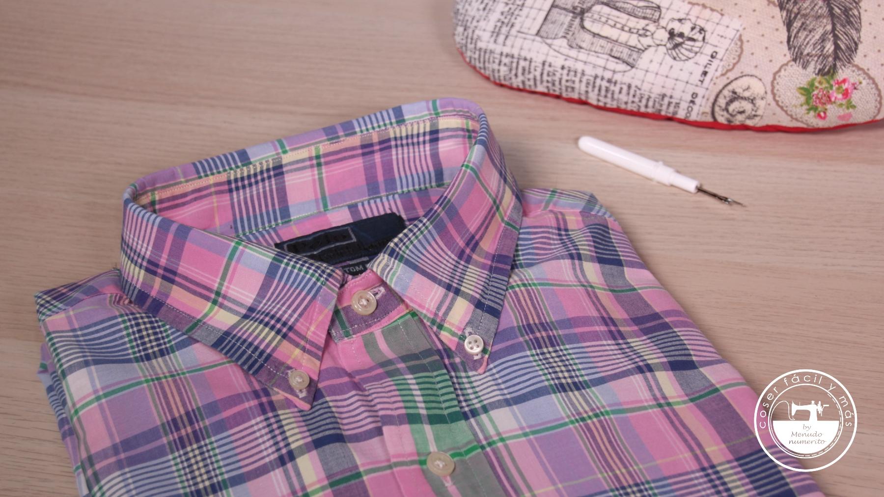 voltear cuello camisa menudo numerito blogs de costura