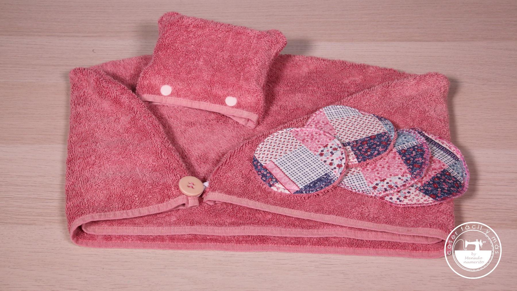 reciclar toallas menudo numerito blogs de costura