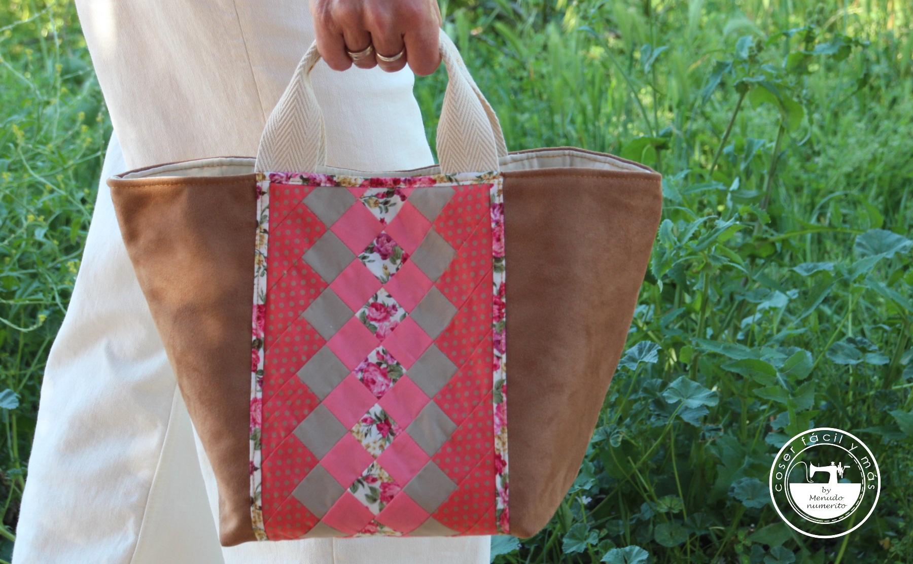 bolsod e tela cuerina menudo numerito blogs de costura